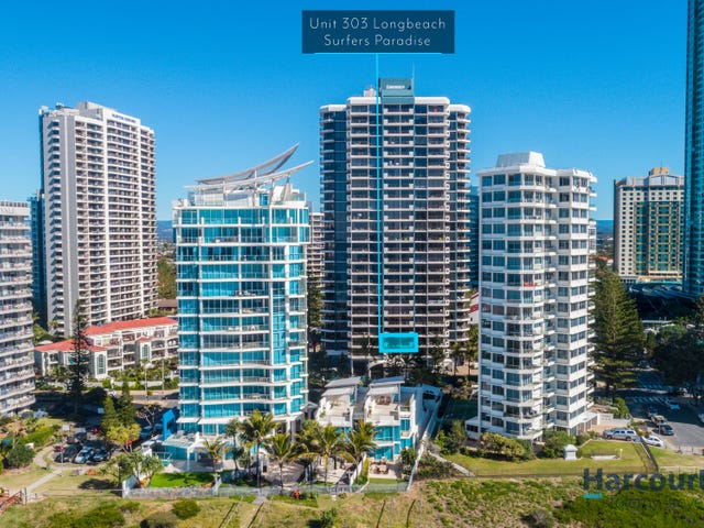 303/28 Northcliffe Terrace, Surfers Paradise, Qld 4217