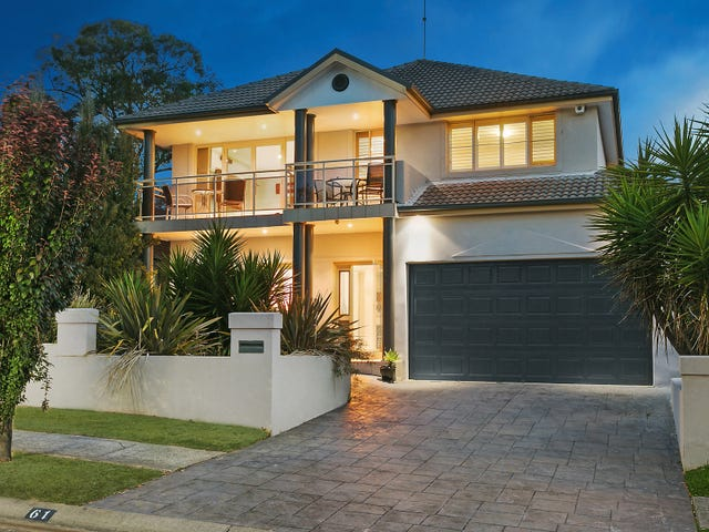 61 Cattai Creek Drive, Kellyville, NSW 2155