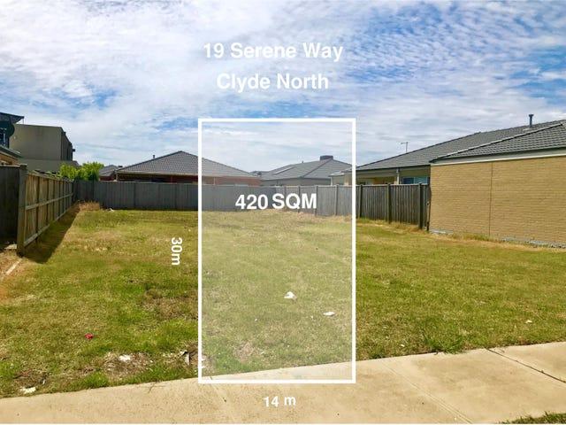 19 Serene Way, Clyde North, Vic 3978