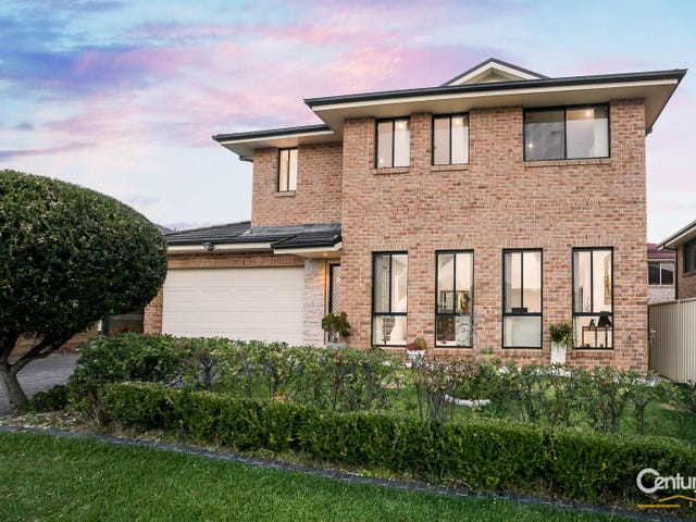 12 Courthouse Street, Kellyville Ridge, NSW 2155