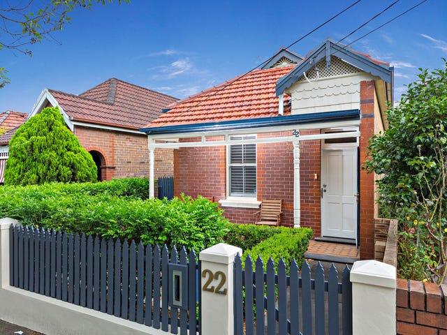 22 Carlisle Street, Ashfield, NSW 2131