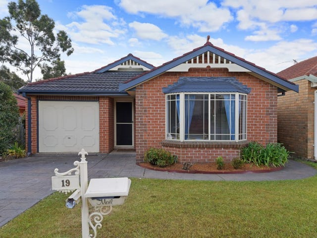 19 Trentham Park Court, Wattle Grove, NSW 2173
