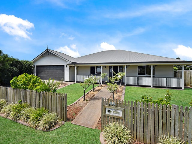 45 Nioka Drive, Highfields, Qld 4352