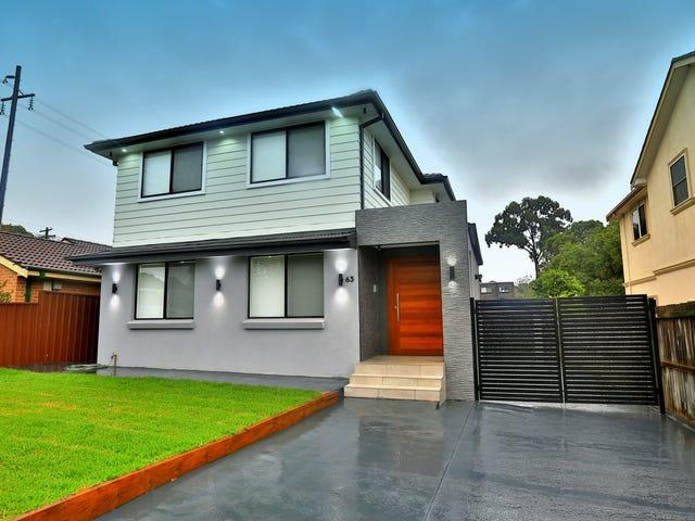 63 Lancelot Street, Condell Park, NSW 2200