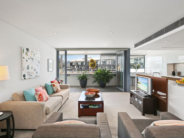 2/1 Towns Place, Sydney, NSW 2000