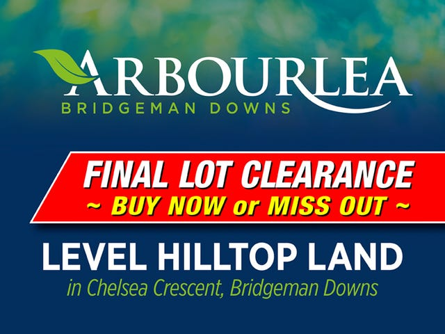 Chelsea Crescent (off Graham Road), Bridgeman Downs, Qld 4035