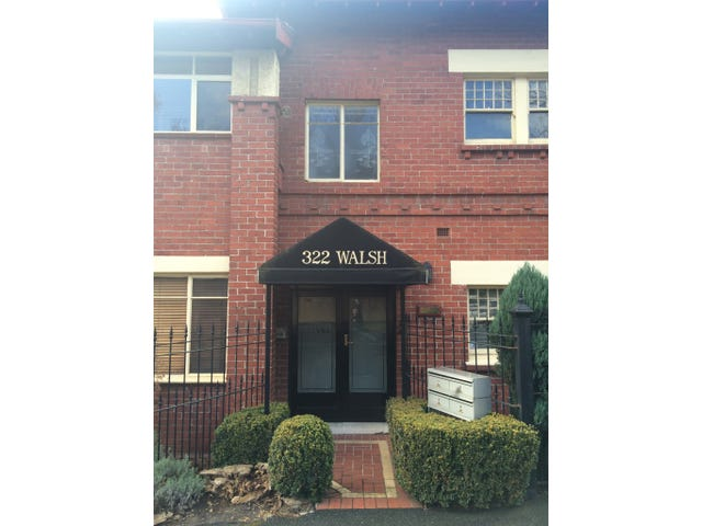 2/322 Walsh Street, South Yarra, Vic 3141