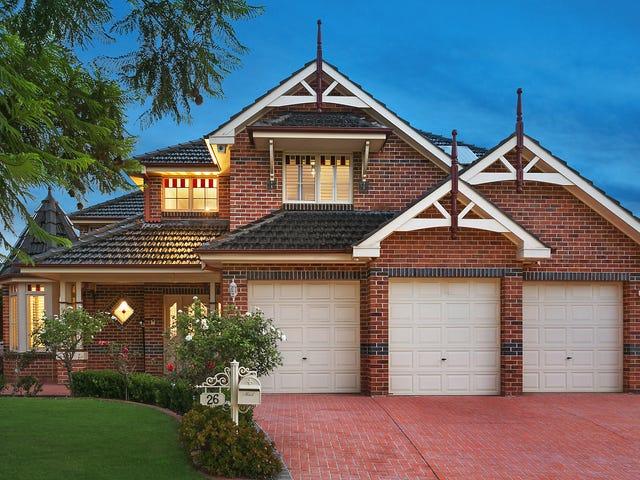 26 Celeste Avenue, Castle Hill, NSW 2154