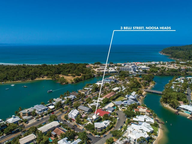 3 Belli Street, Noosa Heads, Qld 4567