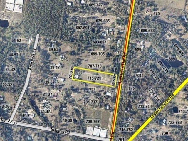 715-721 Chambers Flat Road, Chambers Flat, Qld 4133