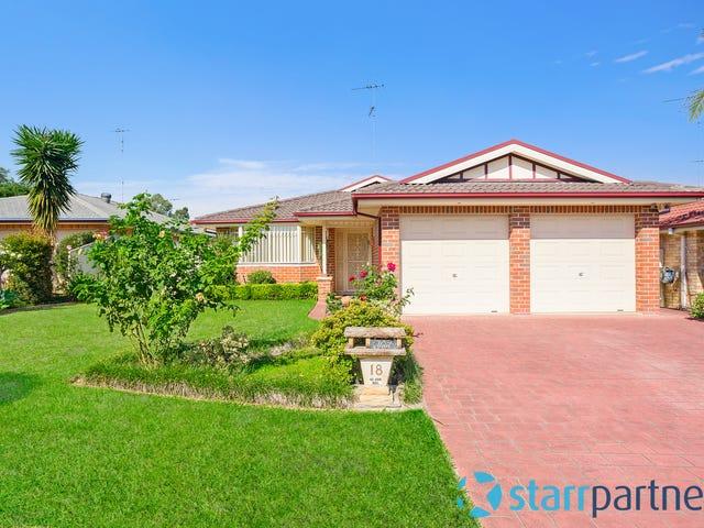 18 Blythe Avenue, Glenwood, NSW 2768
