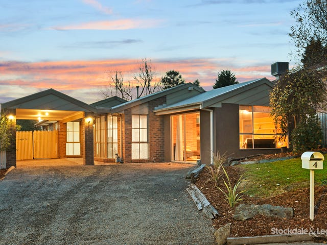 4 The Nook, Ferntree Gully, Vic 3156