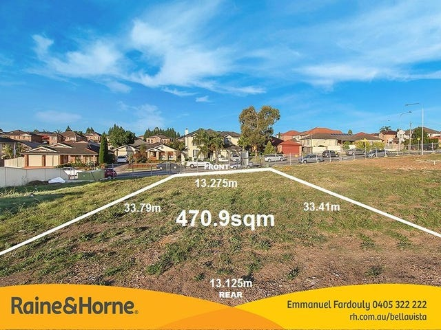 Lot 305 Glenwood Park Drive, Glenwood, NSW 2768