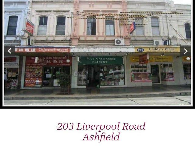 203a Liverpool Road, Ashfield, NSW 2131
