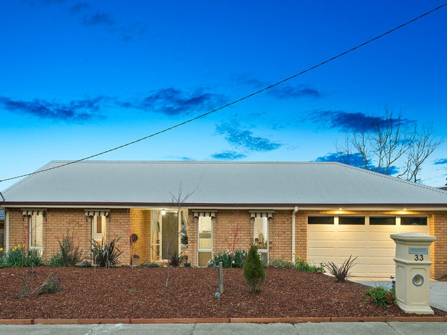 33 Rosemary Avenue, Croydon Hills, Vic 3136