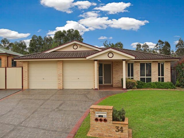 34 Knightsbridge Avenue, Glenwood, NSW 2768