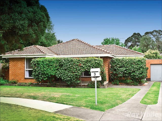 3 Gerrard Court, Glen Waverley, Vic 3150