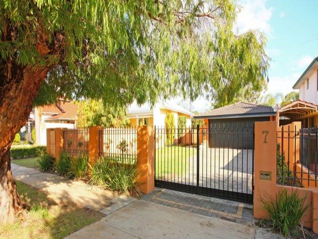 7 Salisbury Avenue, South Perth, WA 6151
