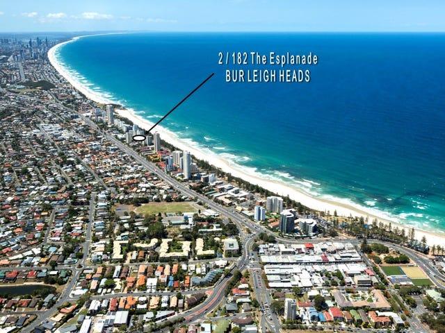 2/182 The Esplanade, Burleigh Heads, Qld 4220