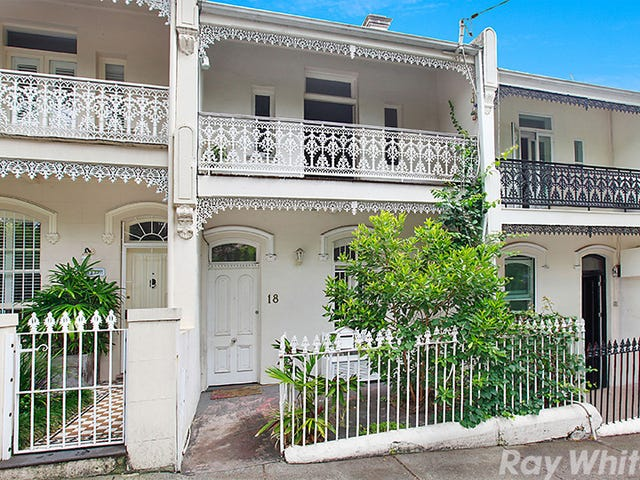 18 Campbell Avenue, Paddington, NSW 2021