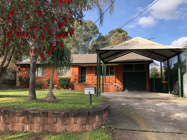 8 Morley Avenue, Hammondville, NSW 2170