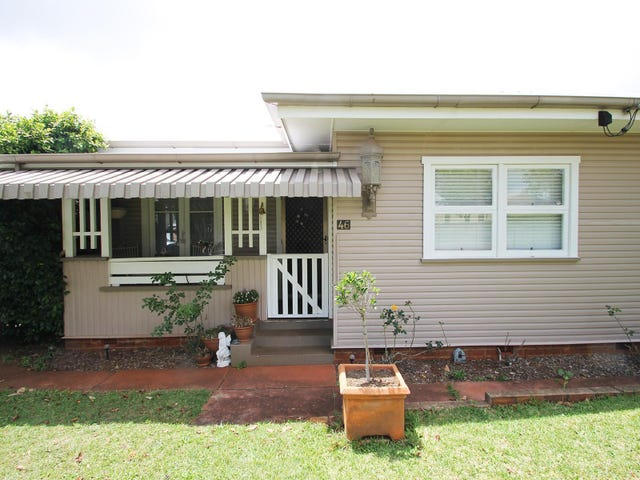 46 Ramsay, Centenary Heights, Qld 4350