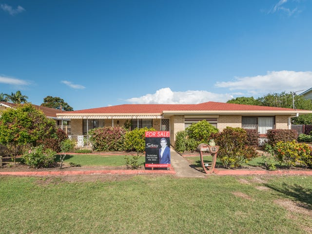 12 Avenell Street, Avenell Heights, Qld 4670