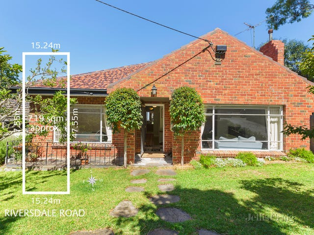 1160 Riversdale Road, Box Hill South, Vic 3128