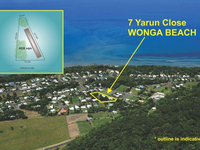 7-13 Yarun Close, Wonga Beach, Qld 4873