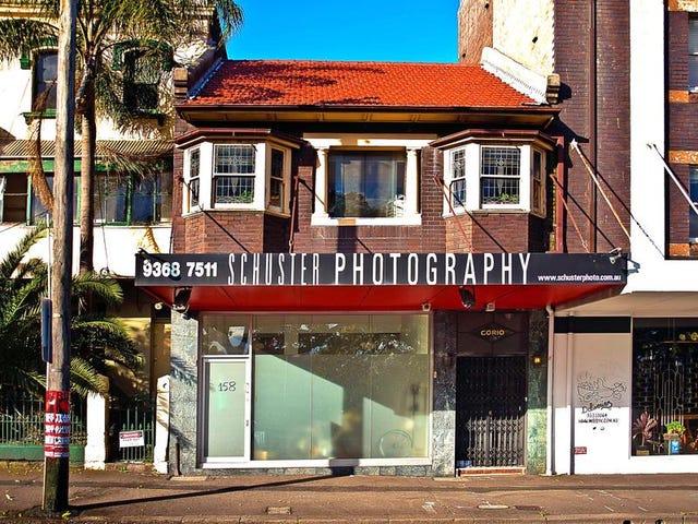 158-158A Flinders Street, Paddington, NSW 2021