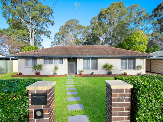 12 Campbell St, North Richmond, NSW 2754
