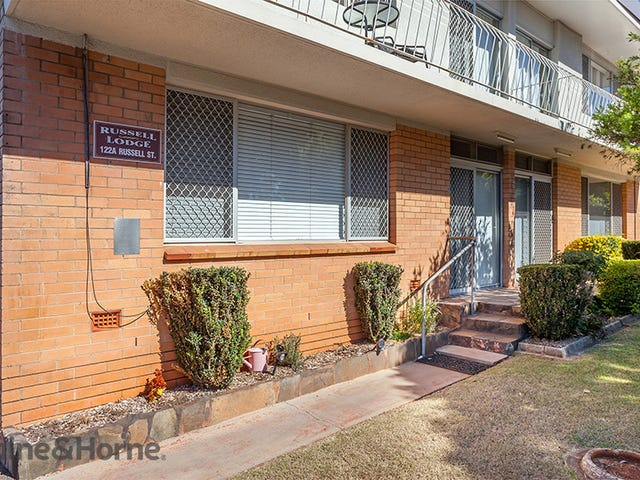 8/122A Russell Street, Toowoomba City, Qld 4350
