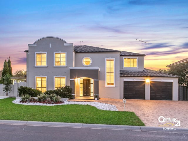 5  Townsend Circuit, Beaumont Hills, NSW 2155
