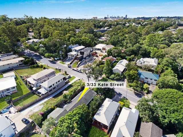 3/33 Kate St, Indooroopilly, Qld 4068
