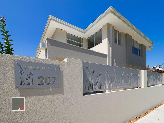 207 Vincent Street, West Perth, WA 6005