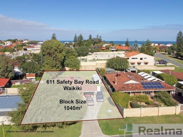 611 Safety Bay Road, Waikiki, WA 6169