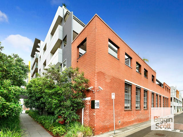 101/18 Tanner Street, Richmond, Vic 3121