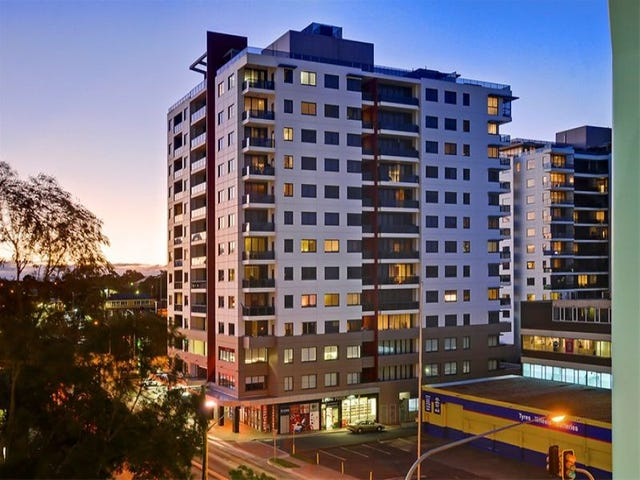 1618/88-90 George Street, Hornsby, NSW 2077