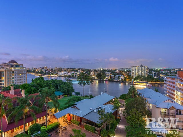 710/18 Thorn Street, Kangaroo Point, Qld 4169