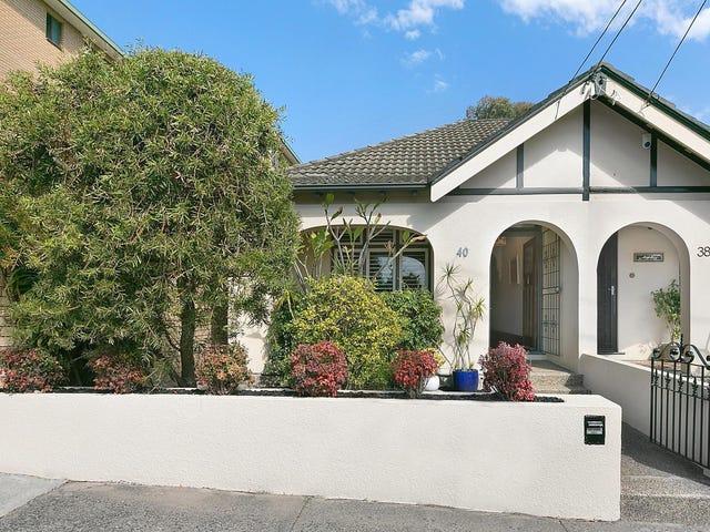 40 Gilderthorpe Avenue, Randwick, NSW 2031