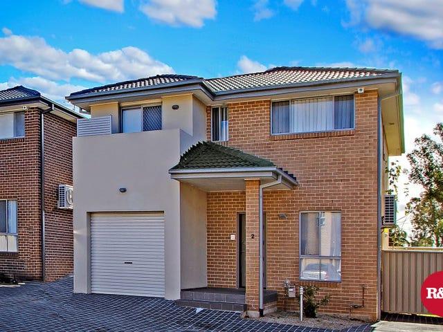 2/29-31 Hartington Street, Rooty Hill, NSW 2766
