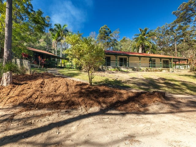 282 Mount Nathan Road, Mount Nathan, Qld 4211