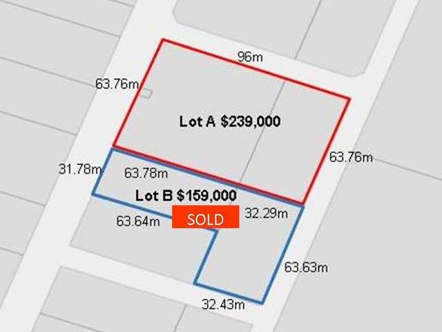Lots 111,112 & 122 Truro Road, Sarah & Elizabeth Streets, Moculta, SA 5353
