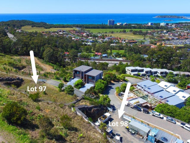 Lots 97 & 98 Summit Drive, Coffs Harbour, NSW 2450