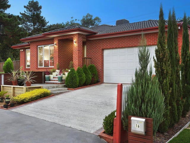 16 Inglewood Close, Croydon, Vic 3136