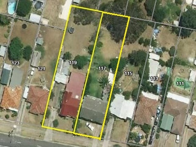 117 & 119 Jamison Road, Penrith, NSW 2750