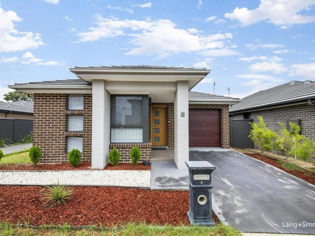 8 Stephenson Drive, Ropes Crossing, NSW 2760