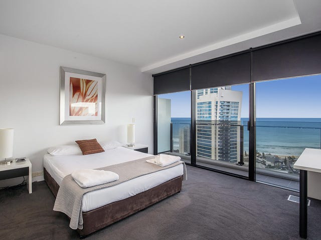 Level 30/9 Ferny Avenue, Surfers Paradise, Qld 4217