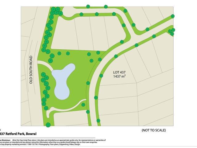 Lot 437, Retford Park, Bowral, NSW 2576