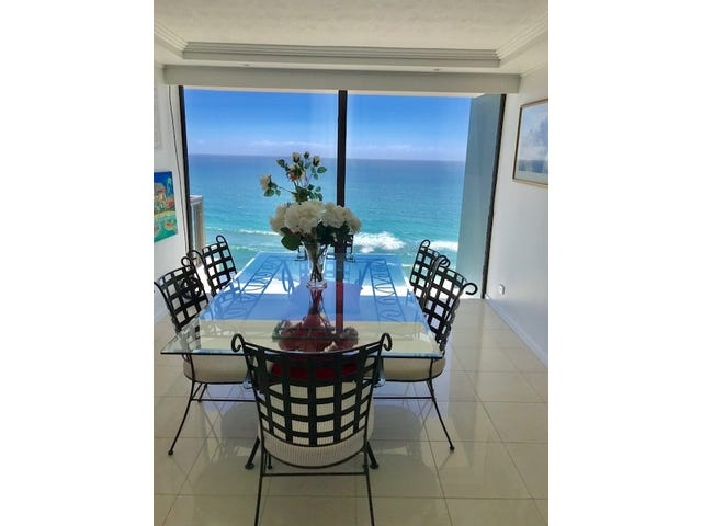 2502/28 Northcliffe Terrace, Surfers Paradise, Qld 4217